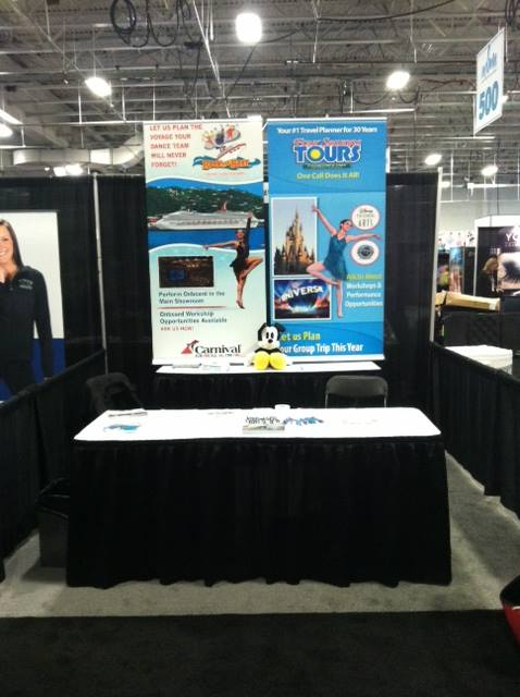 Rock the Boat Cruises Booth 620 in UDMA